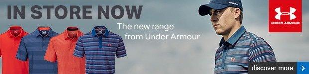 Under Armour Summer Apparel 2016